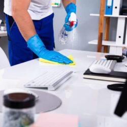 Desinfection-bureau